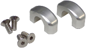 ADA RACING SILVER CLAMPS WITH BOLTS