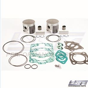 WSM TOP END REBUILD KIT: POLARIS 800 02-04 .5MM PLATINUM