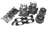 HOT PRODUCTS KAWASAKI 750 MIKUNI 44MM DUAL CARB KIT