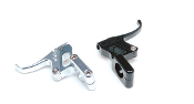 PJS BILLET THROTTLE LEVER BLACK
