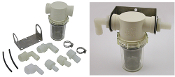 INTERCOOLER WATER FILTER KIT UNIVERSAL STRAINER KIT