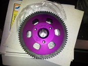 JETINETICS CHARGING FLYWHEEL KAWASAKI 750/800