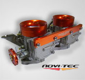 (2) Novi-Tec Flange Carbs for Polaris 785-based Engines