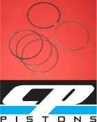 CP PISTON RING SET KAWASAKI ULTRA 250X/260X/300X 83MM