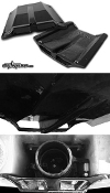 BLOWSION YAMAHA SJ CARBON RIDE PLATE SICKERLING WINGER