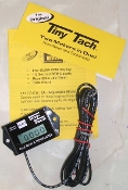 TINY DIGITAL TACH & HOURMETER (FOR 2 OR 3 CYLINDER)