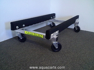 AQUA CART AQ-11 LOW PROFILE PWC STAND STEEL