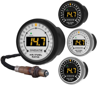 MTX-L: WIDEBAND AIR/FUEL RATIO GAUGE ALL-IN-ONE