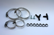 POWERFACTOR HIGH TORQUE HOSE CLAMP & HARDWARE KIT