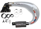 POWERFACTOR YAMAHA FREESTYLE EXHAUST SYSTEM WITH POWER BOX