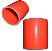 "COUPLER HOSE 2 1/2"" X 3"" RED"