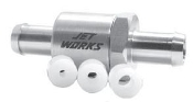 JETWORKS 3/8 WATER RESTRICTOR KIT