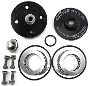 ADA UNIVERSAL BEARING KIT FOR BILLET STEERING SYSTEM-BLACK