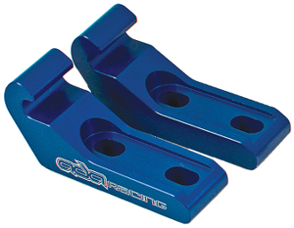 ADA RACING HOOD HOOKS FOR YAMAHA SUPERJET - BLUE