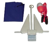 ATLANTIS PWC HEAVY DUTY ANCHOR KIT 6 1/2 LBS