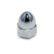 ADA RACING ACORN NUT 10MM CHROME