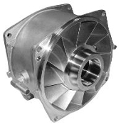 SOLAS STAINLESS STEEL YAMAHA 144MM PUMP HOUSING