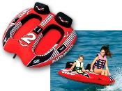 AIRHEAD VIPER DOUBLE RIDER TOWABLE TUBE