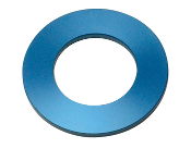 LUCKY 13 4MM SEADOO SPACER - BLUE