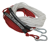 RIVA TOW ROPE - WHITE