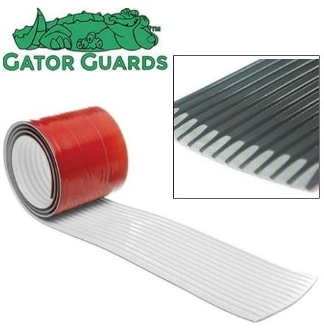 GATOR GUARDS 5' WHITE KEELSHIELD