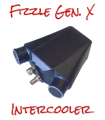 FIZZLE GEN. X  SEADOO 255/260 INTERCOOLER UPGRADE