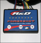 R&D SX-R Powershot Adjustable Fuel Tuner