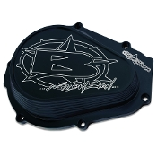 BLOWSION BILLET FLYWHEEL COVER - BLACK