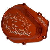 BLOWSION BILLET FLYWHEEL COVER - ORANGE