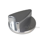 BLOWSION KAWASAKI BILLET DASH KNOB CLEAR