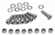 RICKTER ADJUSTABLE MOTOR MOUNT BOLT KIT