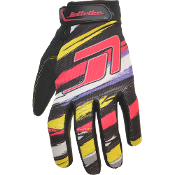 JETTRIBE SCRATCH GP-30 GLOVES - YELLOW