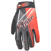 JETTRIBE SPIKE GP-30 GLOVES - RED