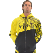 JETTRIBE TOUR COAT SPIKE - YELLOW
