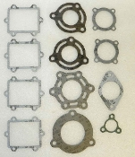 WSM GASKET KIT, ENGINE INSTALL: TIGER SHARK 640 94-99