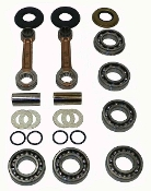 WSM CRANKSHAFT REBUILD KIT: POLARIS 800 VIRAGE 00-04
