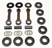 WSM CRANKSHAFT REBUILD KIT: POLARIS 1200 01-04