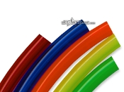 BLOWSION COLORED HOSE - 1/8 INCH RED