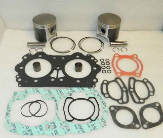 WSM TOP END REBUILD KIT: SEA-DOO 951 98-02 .5MM PLATINUM