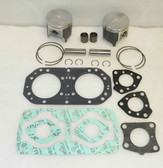 WSM TOP END REBUILD KIT: KAWASAKI 750 92-95 .75MM PLATINUM