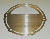 WSM CATALYTIC REMOVAL PLATE: YAMAHA 1200 / 1300