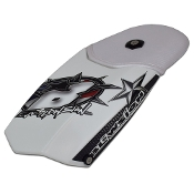 BLOWSION TURBULATOR CHINPAD WHITE/BLACK
