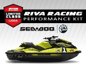 RIVA SEADOO RXP-X 300 IJSBA LIMITED CLASS RACE KIT