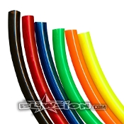 "BLOWSION COLORED HOSE 1/4"" TRANSLUCENT BLACK"