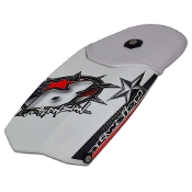 BLOWSION TURBULATOR CHINPAD WHITE/RED