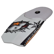 BLOWSION TURBULATOR CHINPAD WHITE/ORANGE