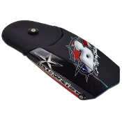 BLOWSION TURBULATOR CHINPAD BLACK/RED