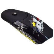 BLOWSION TURBULATOR CHINPAD BLACK/YELLOW