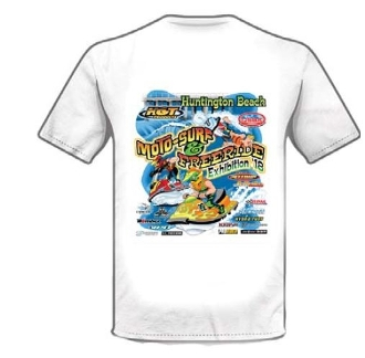 2019 HOT PRODUCTS HUNTINGTON BEACH SURF T-SHIRT