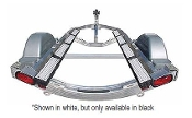 "CALIBER TRAILER BUNK SLIDES 3"" X 15"" BLACK (10 PACK)"